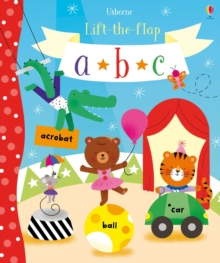 Lift-the-Flap abc, Board book Book