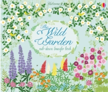 Rub-Down Transfer Book : The Wild Garden, Hardback Book