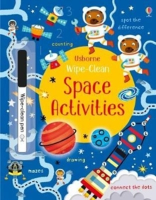 Wipe-Clean Space Activities, Paperback / softback Book