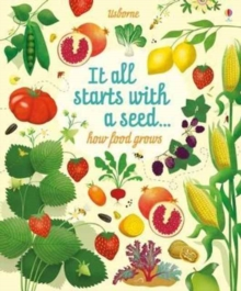 Big Picture Book How Food Grows, Hardback Book