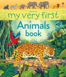 My Very First Animals Book, Board book Book