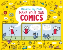 Make Your Own Comics, Paperback / softback Book