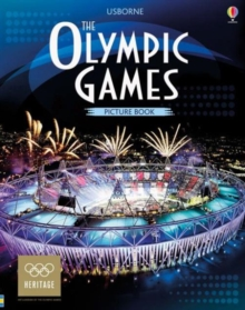 Olympic Games Picture Book, Hardback Book
