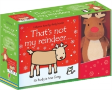 That's not my Reindeer Book and Toy, Board book Book