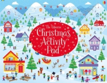 Christmas Activity Pad, Paperback Book