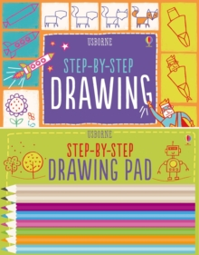 Step-by-Step Drawing, Kit Book