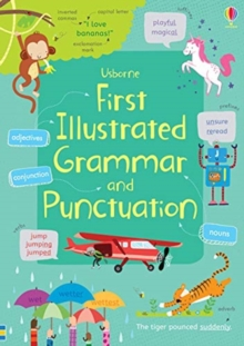 First Illustrated Grammar and Punctuation, Paperback / softback Book