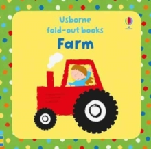 Fold-Out Books Farm, Board book Book