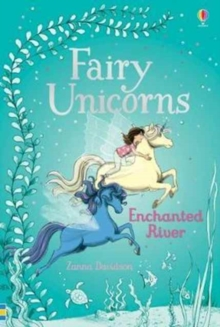 Fairy Unicorns 4 - Enchanted River, Hardback Book