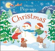 Pop-Up Christmas, Board book Book