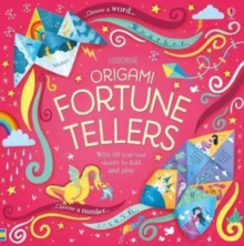 Origami Fortune Tellers, Paperback Book