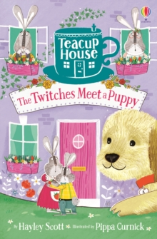 The Twitches Meet a Puppy, Paperback / softback Book