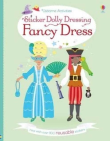 Sticker Dolly Dressing Fancy Dress, Paperback / softback Book