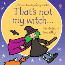That's Not My Witch..., Board book Book