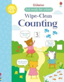 Wipe-clean Counting, Paperback / softback Book