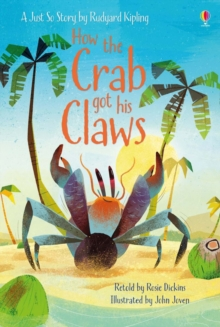 How the Crab Got His Claws, Hardback Book