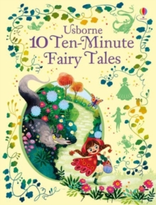 10 Ten-Minute Fairy Tales, Hardback Book