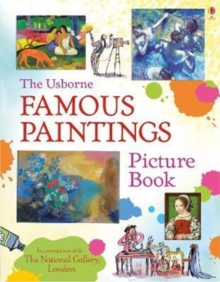 Famous Paintings Picture Book, Hardback Book