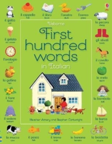 First Hundred Words in Italian, Paperback Book