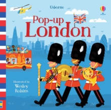 Pop-Up London, Board book Book