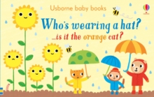 Who's Wearing a Hat?, Board book Book