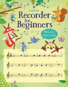 Recorder for Beginners, Paperback / softback Book