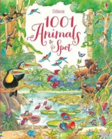 1001 Animals to Spot, Hardback Book