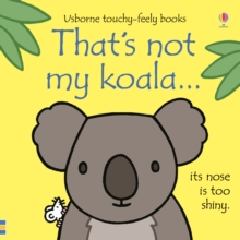 That's not my koala..., Board book Book