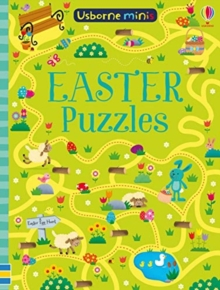 Easter Puzzles, Paperback / softback Book