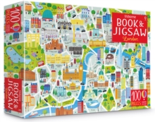 Usborne Book and Jigsaw : London, Mixed media product Book