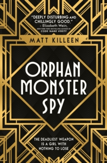 Orphan, Monster, Spy, EPUB eBook