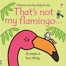 That's not my flamingo..., Board book Book