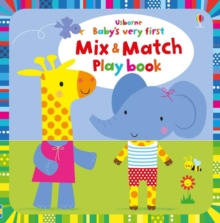 Baby's Very First Mix and Match Playbook, Board book Book