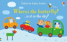 Where's the Butterfly?, Board book Book