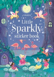 Sparkly Sticker Book, Paperback / softback Book