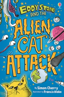Eddy Stone and the Alien Cat Attack, Paperback / softback Book