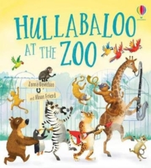 Hullabaloo at the Zoo, Paperback / softback Book