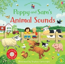 Poppy and Sam's Animal Sounds, Board book Book