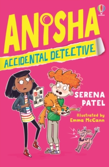 Anisha, Accidental Detective, Paperback / softback Book