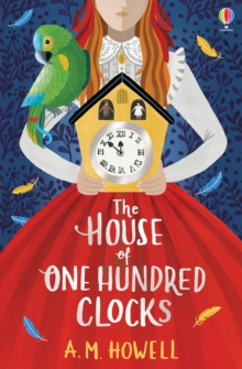 The House of One Hundred Clocks, Paperback / softback Book