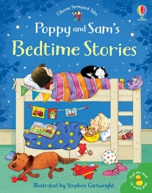 Poppy and Sam's Bedtime Stories, Hardback Book