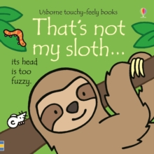 That's not my sloth..., Board book Book