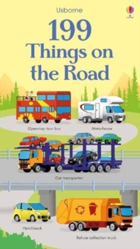 199 Things on the Road, Board book Book