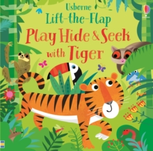 Play Hide and Seek with Tiger, Board book Book