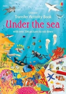 Under the Sea Transfer Activity Book, Paperback / softback Book