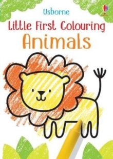 Little First Colouring Animals, Paperback / softback Book
