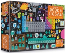 Periodic Table, Mixed media product Book