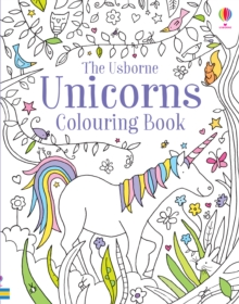 Unicorns Colouring Book, Paperback / softback Book