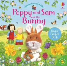 Poppy and Sam and the Bunny, Board book Book