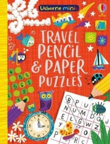 Pencil and Paper Puzzles, Paperback / softback Book
